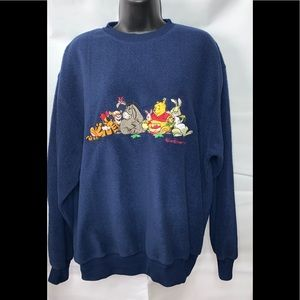 DISNEY Winnie the Pooh Fleece Pullover